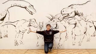 恐竜画家CAN